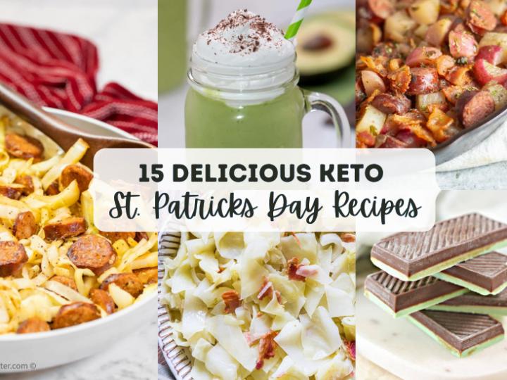 Keto St. Patrick's Day Recipes