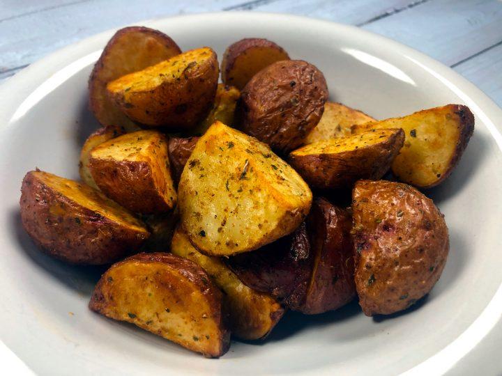 Air Fryer Red Potatoes