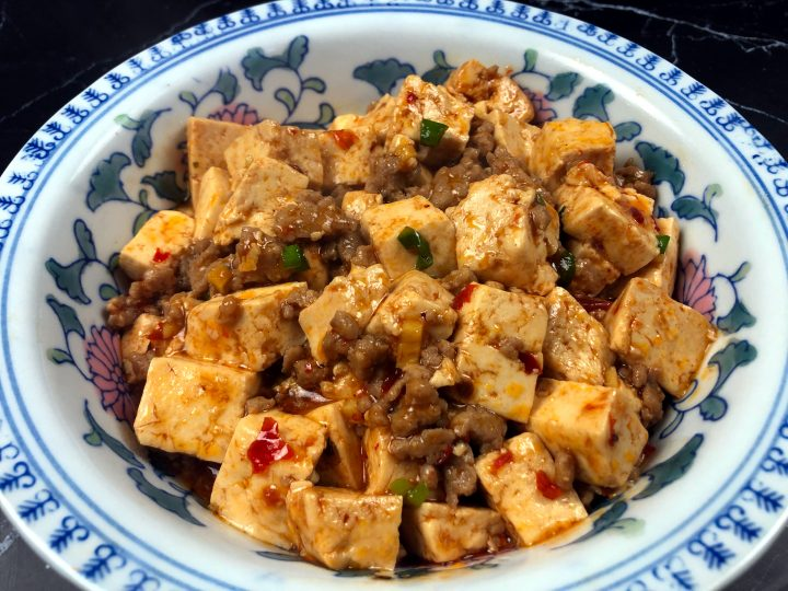 Mapo Tofu (Easy Recipe)