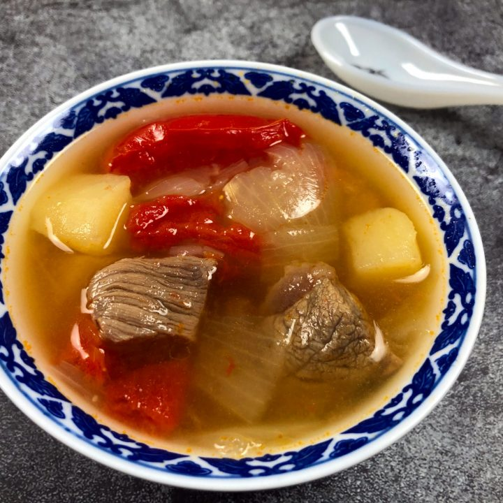 Luo Song Tang - Chinese Borscht Soup